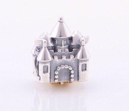 Charm Castelo Cinderela Prata925