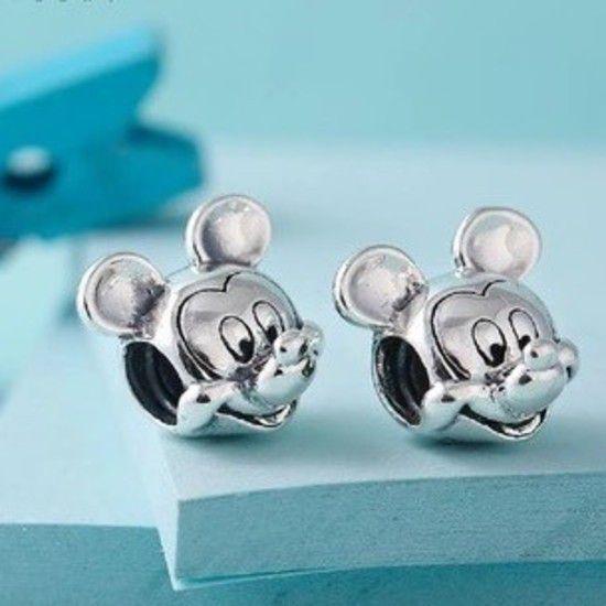Charm Mickey Mouse Prata925