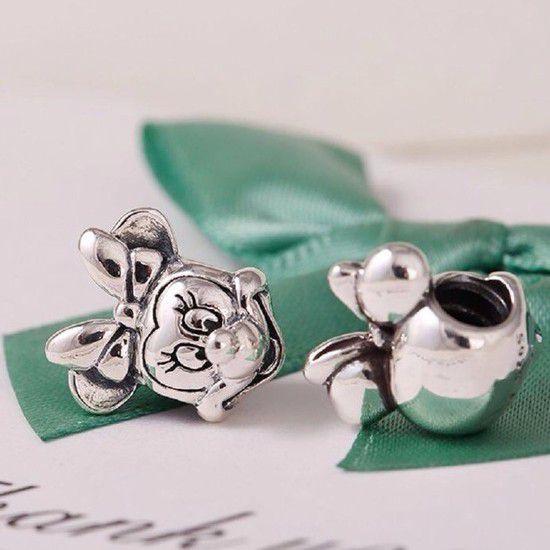 Charm Minnie Prata925