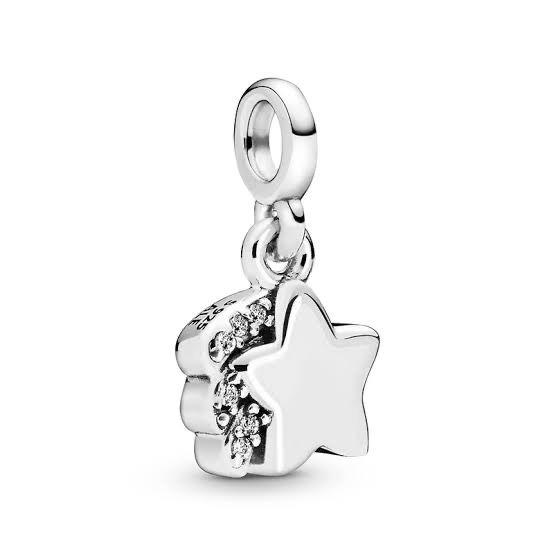Charm Pandora Me Estrela Prata925