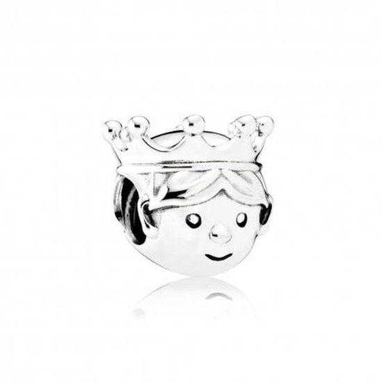Charm Princesapríncipe Preciosos Prata925