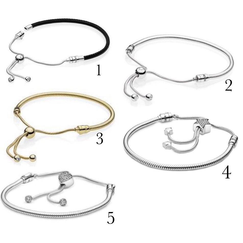 Encomende12%Off!!! Bracelete Fechos Deslizantes Shine Prata925 (Cód 2189)