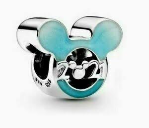 Encomende 12%Off!!!Charm Disney Encantados Prata925