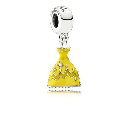 Encomende 12%Off!!!Charms Disney Encatados  Prata925