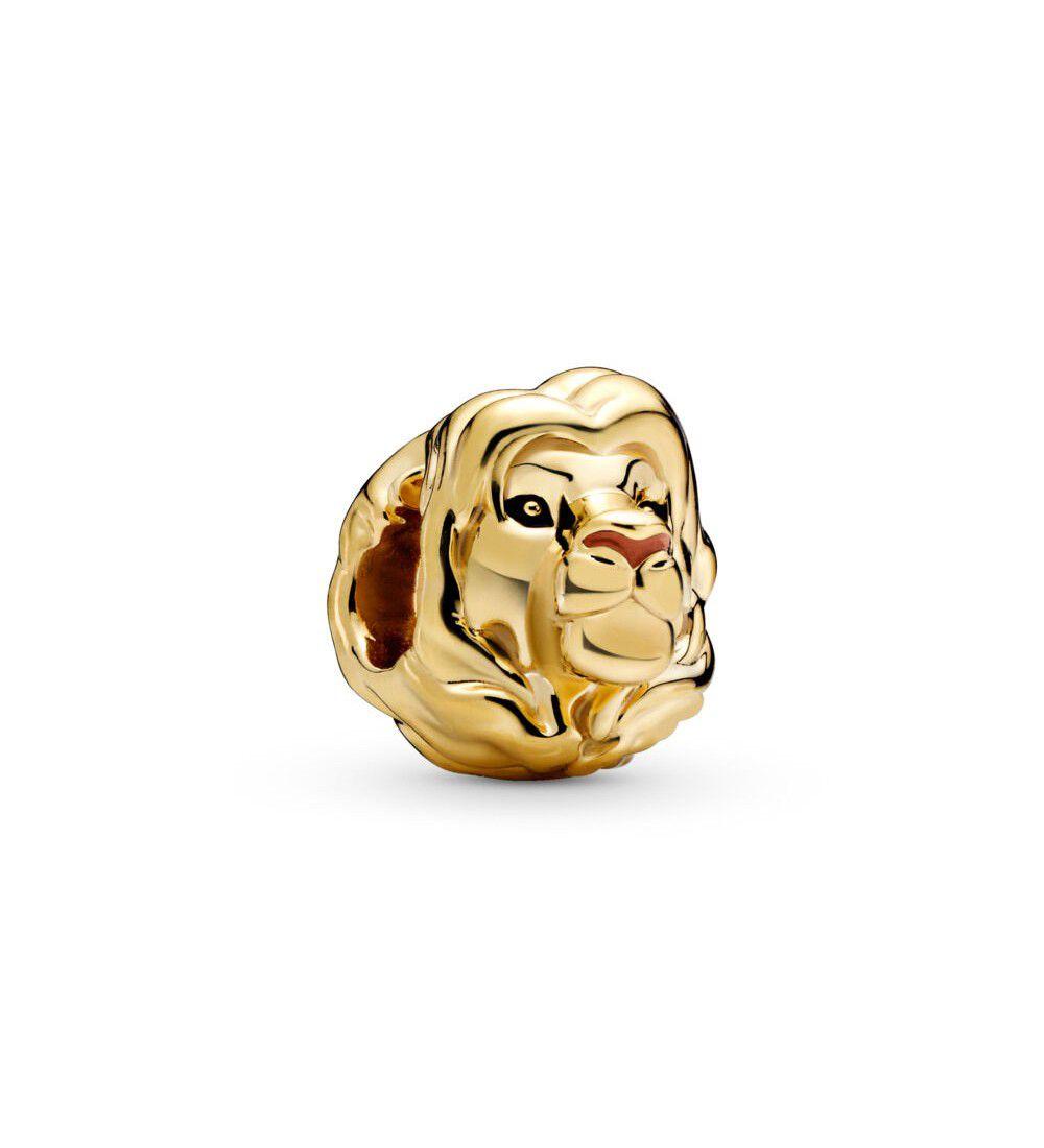 Encomende 12%Off!!!Charms Disney The Lion King Prata925