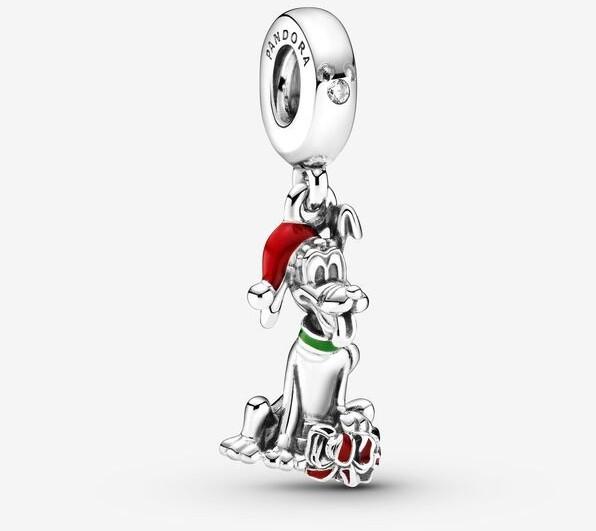 Encomende 12%Off!!! Charms Natal Disney  Variados Prata925 (Cód 3081))