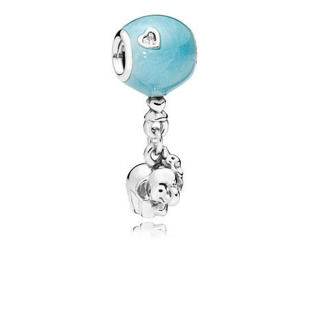 Encomende 12%Off!!! Charms Variados New Mother's Day  Prata925