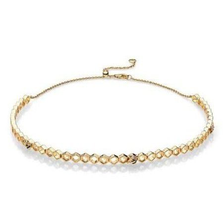 Encomende 15%Off!!! Bracelete E Colar Shine Abelha (Cód 1131)