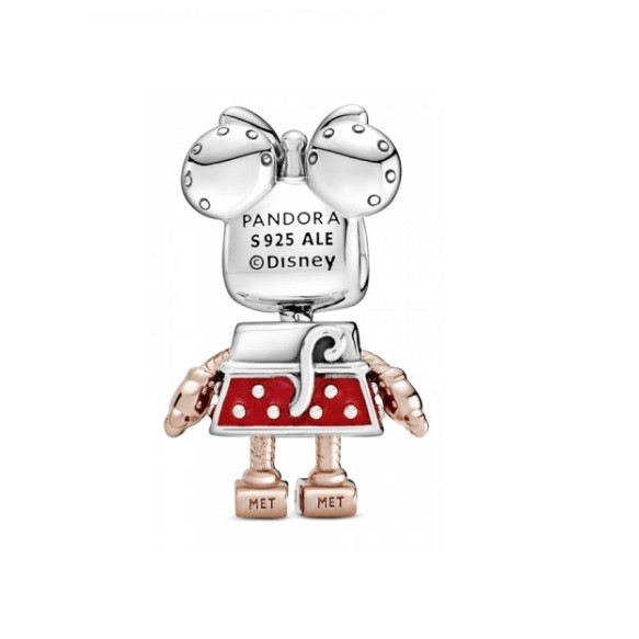 Pendente Minnie Mouse Robô Disney Prata925