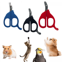 Alicate de Unha para Cães, Gatos, Aves e Roedores