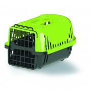 Caixa de Transporte Pet Injet Evolution Verde