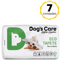 Eco Tapete Higiênico Médio Porte Dog's Care