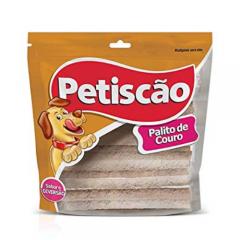 Osso Petiscão para Cães Palito 1kg  10mm