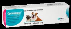 Pomada Oftalmólogica MSD Optimmune - 3,5 g