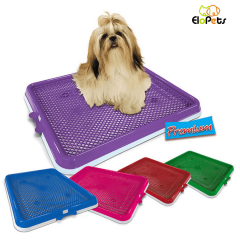 Sanitário Higiênico Pet Injet Xixi Pets Premium