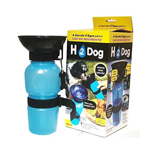 Bebedor portátil para passeio H2 Dog