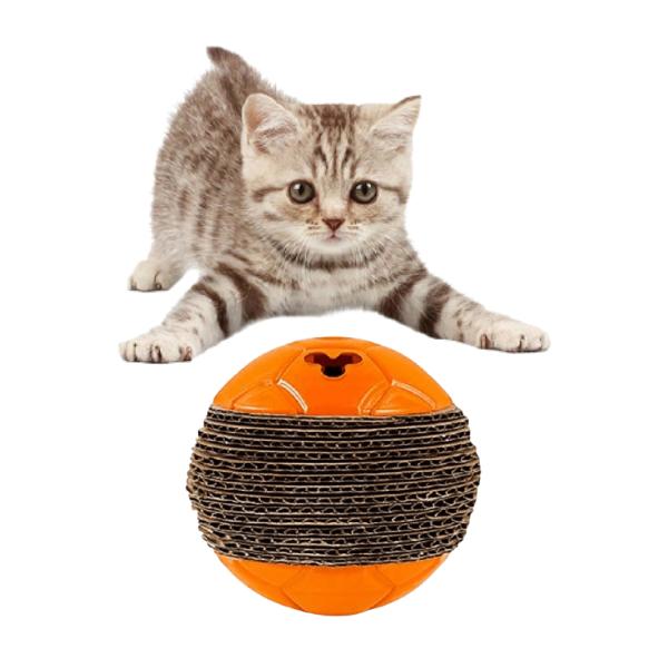 Brinquedo Bolinha Cat Play