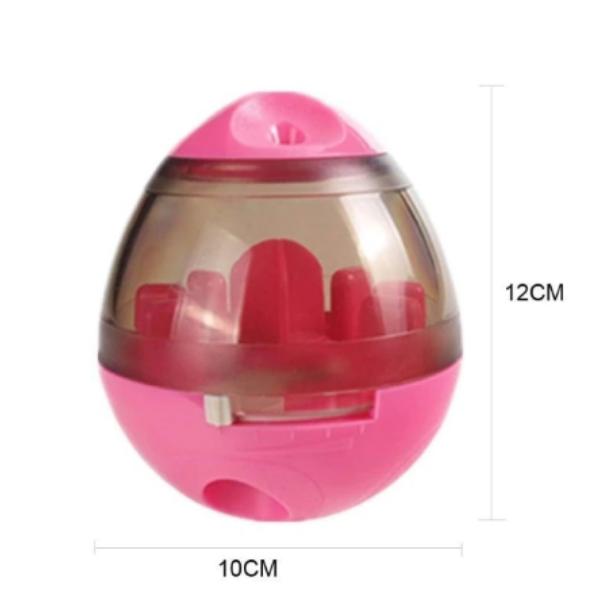 Brinquedo Dispersor de Ração e Petiscos