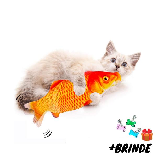 Brinquedo Elétrico para Gatos Mais um Pingente