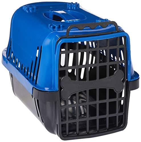 Caixa de Transporte Pet Injet Evolution para Cães Azul
