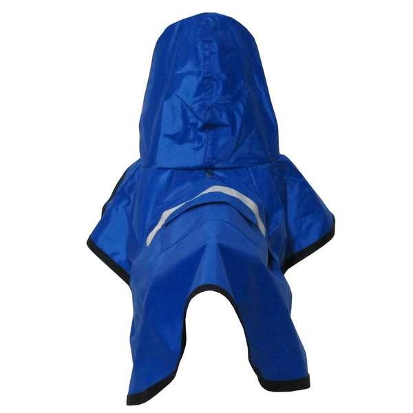 Capa de Chuva Futon Dog Azul