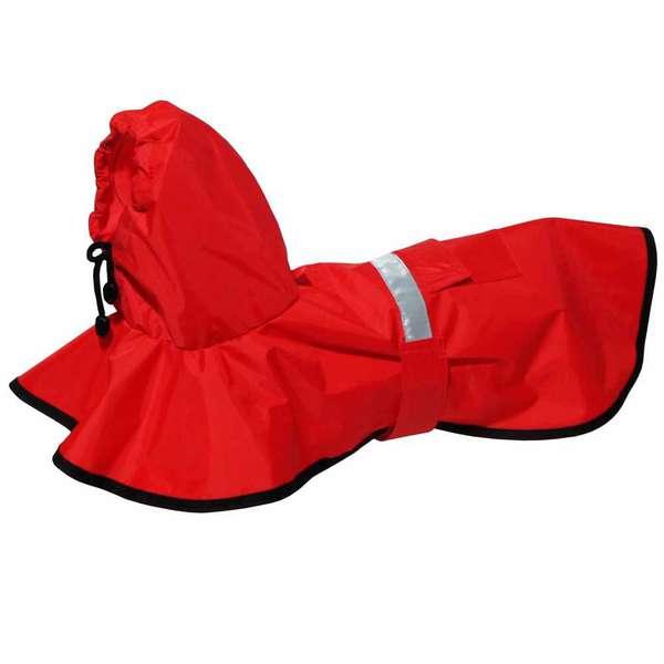 Capa de Chuva Futon Dog Vermelha