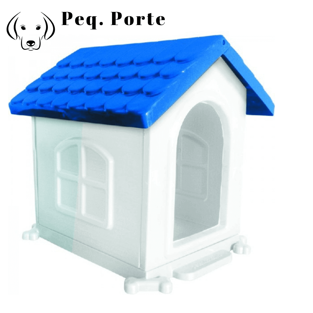 Casa Plast. Pet Injet Azul