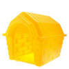 Amarela Casa Plast Inteiriça