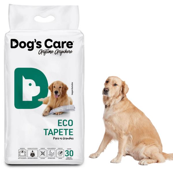 Eco Tapete Higiênico Grande Porte Dog's Care - Grande