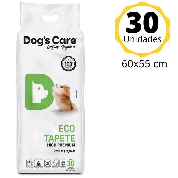 Eco Tapete Higiênico High Premium Pequeno Porte Dog's Care