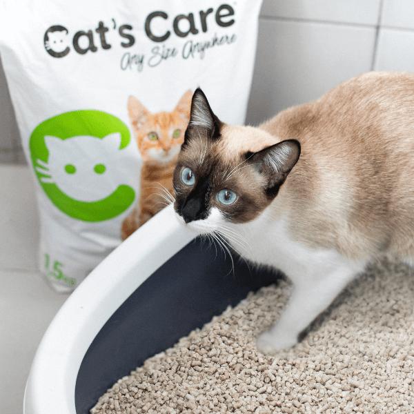 Granulado Sanitário Cat´s e Pee