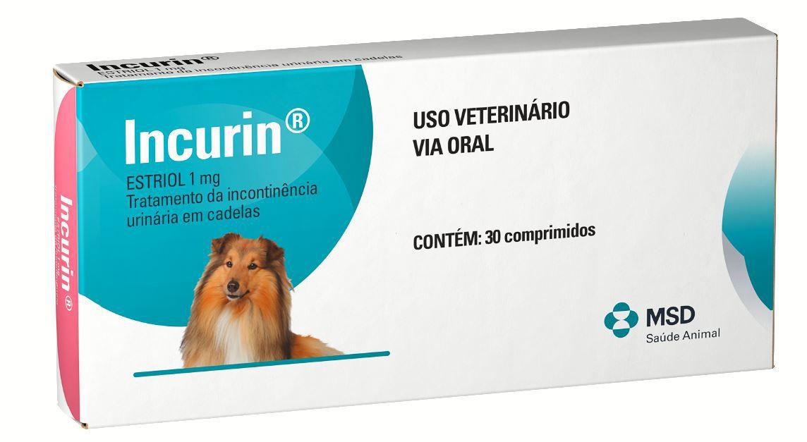 Incurin MSD Estriol 1 mg