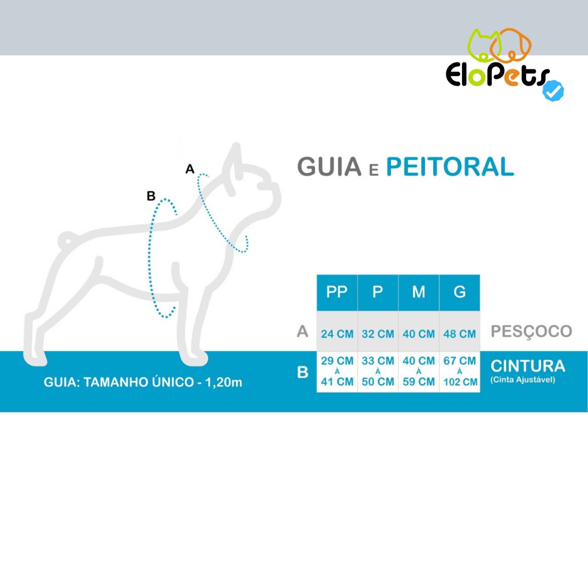 PEITORAL MEUAUAU - QUADRADO