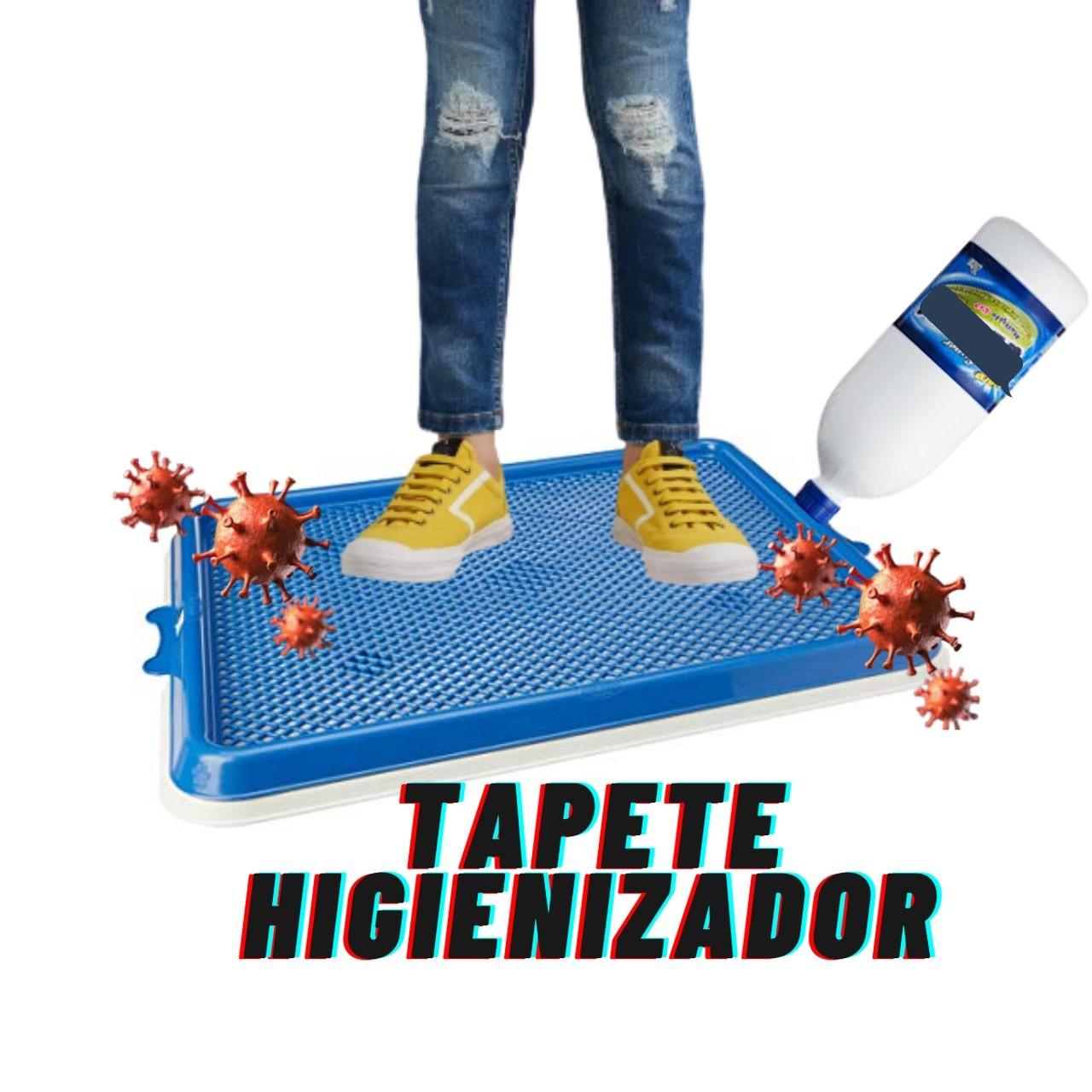 Tapete Higienizador