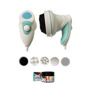 Aparelho Massageador Orbital Modelador Redutor Medidas Drenagem Dor Muscular Gel Lipo
