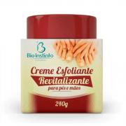 Kit 24 Creme Esfoliante Revitalizante 250g Bio Instinto