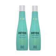 Kit Shampoo e Condicionador Detox - Ellsy Cosmetics