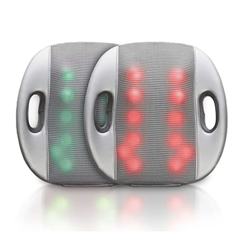 Almofada Massageadora Shiatsu Confort 3D - 12 Rollers