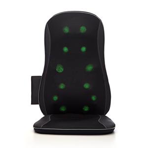 Assento Massageador Aparelho Shiatsu Car 3D Relax Bivolt Com Controle - Fisio Power