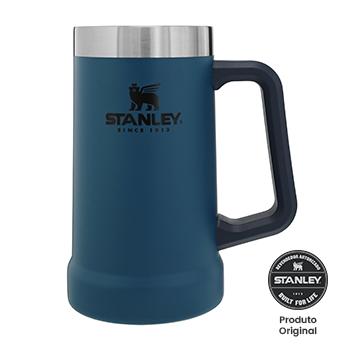 Caneca Stanley Térmica Alça Cerveja Frio Quente Original
