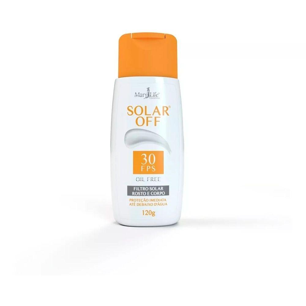 Filtro Solar 30 Fps  Mary Life Bio Instinto