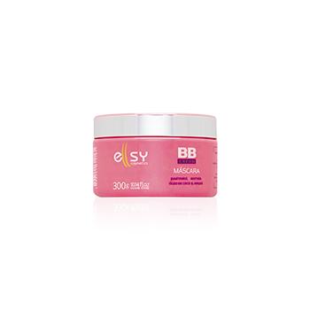 Kit BB Cream 10 Em 1 Reconstrução Anti Frizz Reparação Fios Danificados Protetor Térmico 300g - Ellsy Cosmetics