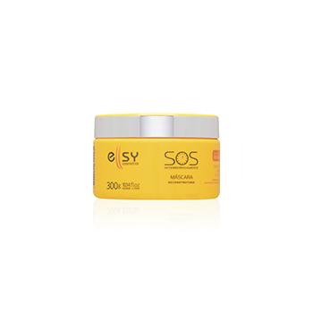 Kit SOS Antiemborrachamento  Vitamina E, Queratina, Whey Protein, Aminoácido Reconstrutor, Proteína do Trigo, Silicones Termo Ativados | Ellsy Cosmetics