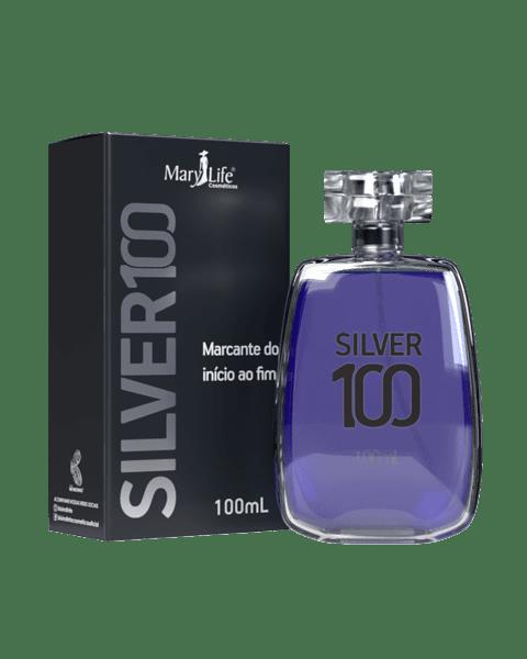 Perfume Colônia Masculino Silver 100 Homem Marcante Mary