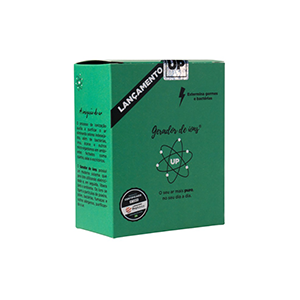 Gerador Ionizador Purificador Ar Esterilizador Bactericida Ácaro