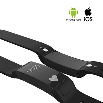Relógio Digital Smartwatch + Pulseira Magnética Infravermelho - Therapy