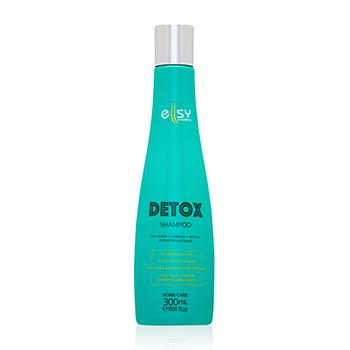Shampoo Detox Restaura Desintoxica e Nutre | Ellsy Cosmetics