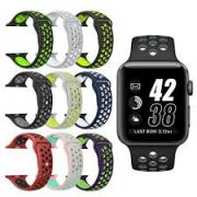 Pulseira Nike Sport Apple Watch Silicone 38mm