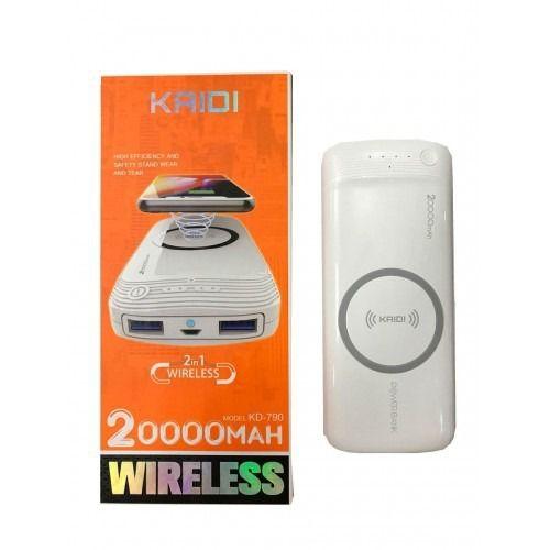Carregador portátil Power Bank  20000mah 2 em 1