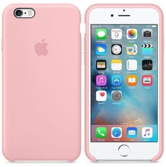 Capa silicone iPhone 6 Premium